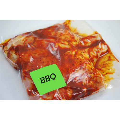 BBQ Marinated Flatties